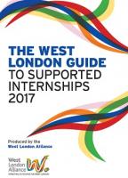 West London Internships
