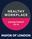 Healthy Workplace - Commitment /